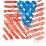 us flag splat
