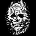 fingerprint skull-02
