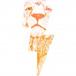 lightning lion