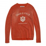 track & field sweatshirt